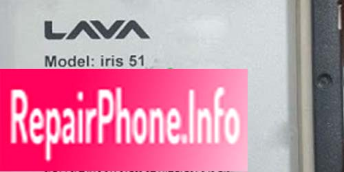 Lava iris 51 Flash File 100% Tested Free Download Without Password